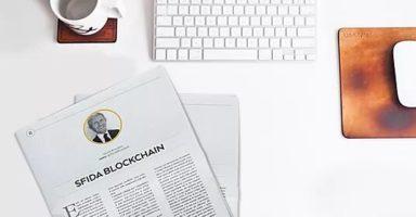 Blockchain e consulenza