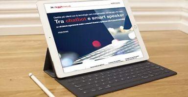 Chatbot e smart speaker nella Consulenza finanziaria