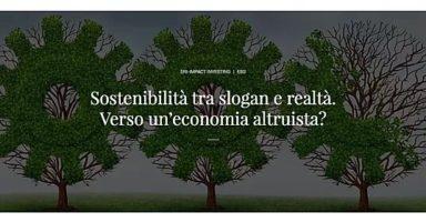 economia altruista analisi condotta da finer