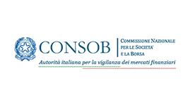 CONSOB Commissione nazionale per le società e la Borsa