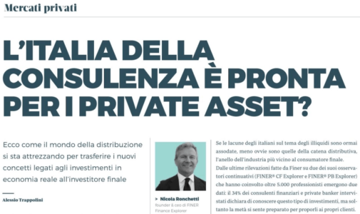 italia e private asset