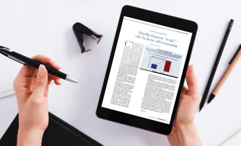 la finanza ricerca consulenza finanziaria