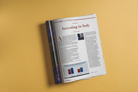 mockup, investire italiano