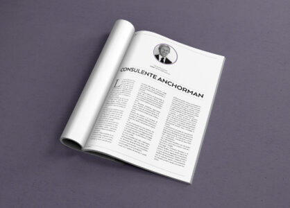 consulente finanziario anchorman